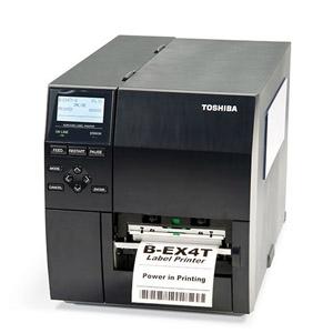 TOSHIBA B-EX4T2 Endüstriye Yazıcı